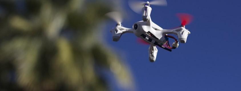 drones, robots