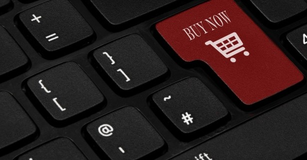 online shopping, one click,