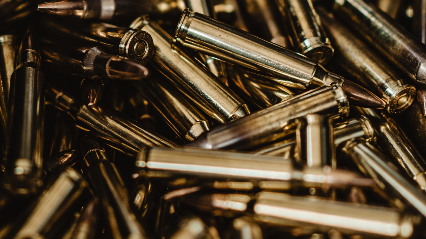 Weapons and ammunition Barnes Logistics