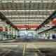 Is logistics a good career? A logistics warehouse photo - The Barnes Group