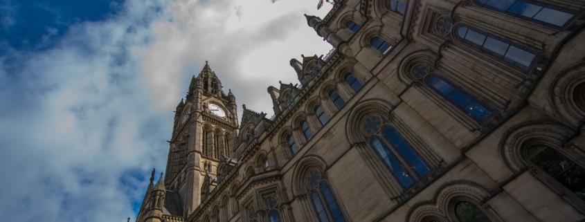 Manchester City Centre Clean Air Zones (CAZ)